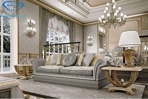 Kim loại nội thất